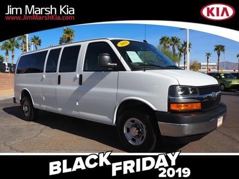 2018 Chevrolet Express Passenger for sale in Las Vegas, NV