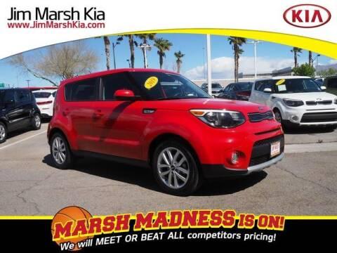 2019 Kia Soul + for sale at Jim Marsh Chrysler Jeep in Las Vegas NV