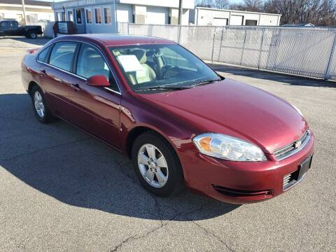 2009 Chevrolet Impala for sale in Louisville, KY