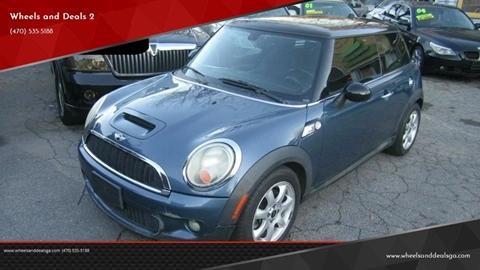 Mini Cooper Atlanta >> 2010 Mini Cooper For Sale In Atlanta Ga