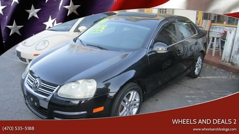 2007 Volkswagen Jetta for sale in Atlanta, GA