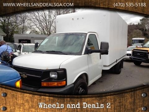 2013 Chevrolet Express Cutaway for sale in Atlanta, GA