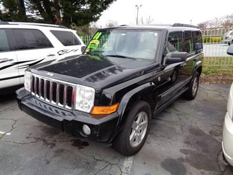 2008 Jeep Commander for sale in Atlanta, GA