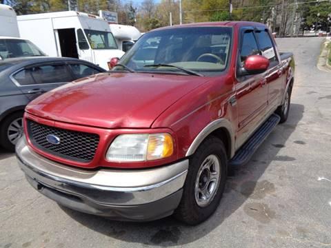 2002 Ford F-150 for sale in Atlanta, GA