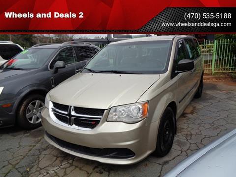 2013 Dodge Grand Caravan for sale in Atlanta, GA