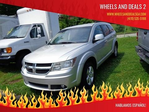 2010 Dodge Journey for sale in Atlanta, GA