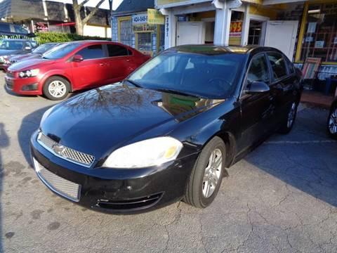 2013 Chevrolet Impala for sale in Atlanta, GA