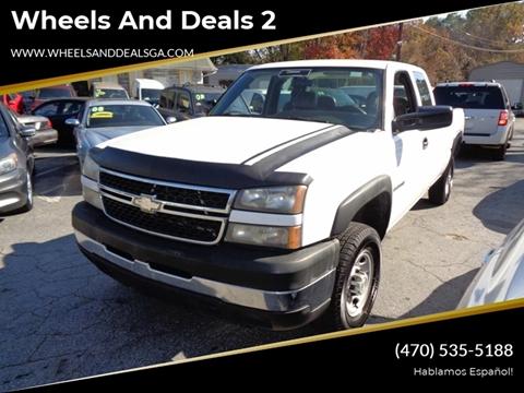 2007 Chevrolet Silverado 2500HD Classic for sale in Atlanta, GA