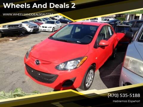 Mazda Dealerships In Georgia >> Used Mazda Mazda2 For Sale In Lithia Springs Ga