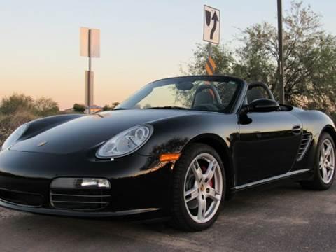 2007 Porsche Boxster for sale in Phoenix, AZ
