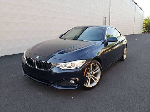 2016 BMW 4 Series for sale at Millennium Auto Group in Lodi NJ