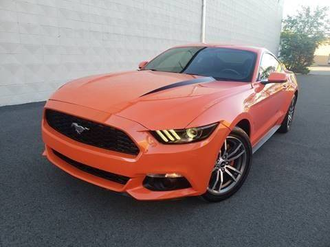 2015 Ford Mustang for sale in Teterboro, NJ