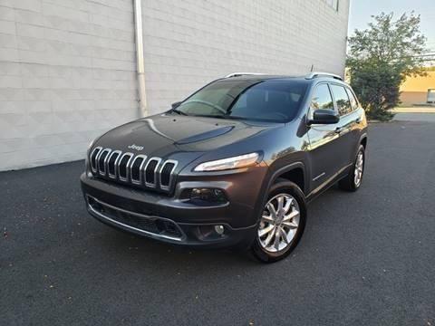 2017 Jeep Cherokee for sale in Teterboro, NJ