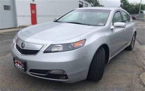 2012 Acura TL for sale at Millennium Auto Group in Lodi NJ