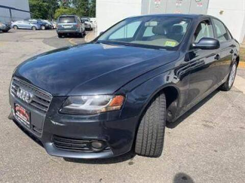 2012 Audi A4 for sale at Millennium Auto Group in Lodi NJ