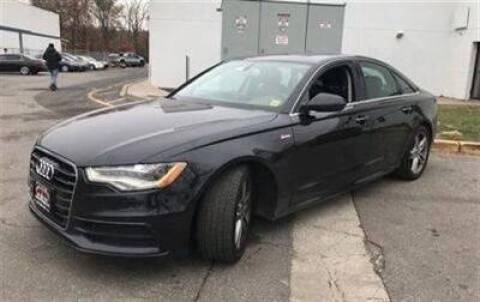 2012 Audi A6 for sale at Millennium Auto Group in Lodi NJ