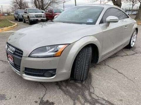 2008 Audi TT for sale at Millennium Auto Group in Lodi NJ