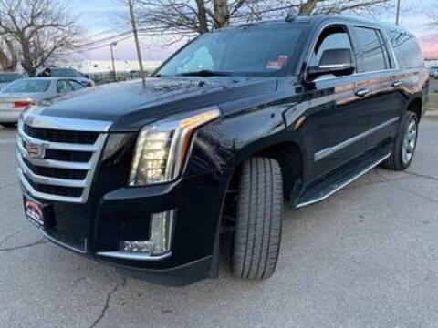 2016 Cadillac Escalade ESV for sale at Millennium Auto Group in Lodi NJ