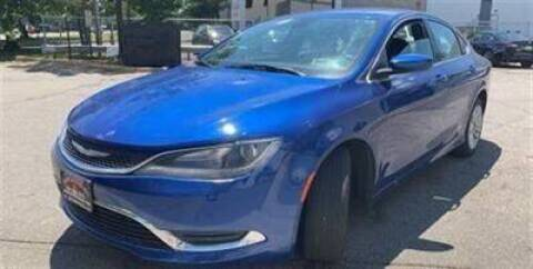 2015 Chrysler 200 for sale at Millennium Auto Group in Lodi NJ