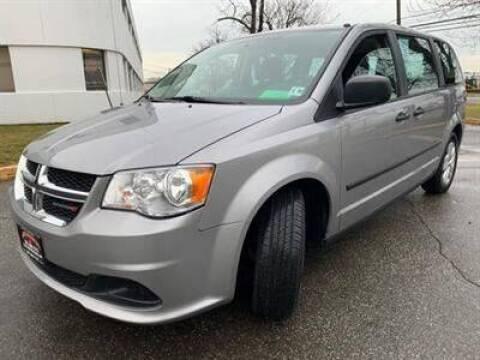 2015 Dodge Grand Caravan for sale at Millennium Auto Group in Lodi NJ
