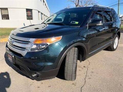 2014 Ford Explorer for sale at Millennium Auto Group in Lodi NJ