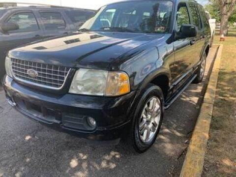 2003 Ford Explorer for sale at Millennium Auto Group in Lodi NJ