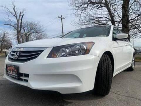 2011 Honda Accord for sale at Millennium Auto Group in Lodi NJ