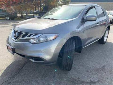 2014 Nissan Murano for sale at Millennium Auto Group in Lodi NJ