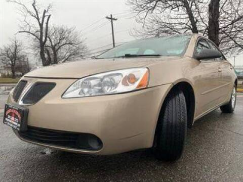 2008 Pontiac G6 for sale at Millennium Auto Group in Lodi NJ
