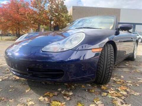 2001 Porsche 911 for sale at Millennium Auto Group in Lodi NJ