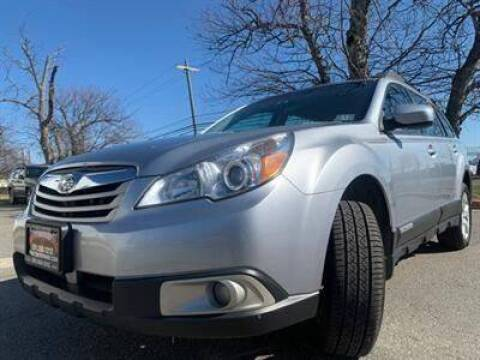 2012 Subaru Outback for sale at Millennium Auto Group in Lodi NJ