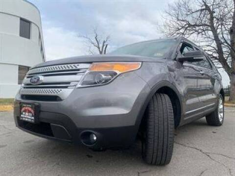 2013 Ford Explorer for sale at Millennium Auto Group in Lodi NJ
