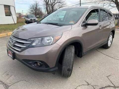 2013 Honda CR-V for sale at Millennium Auto Group in Lodi NJ