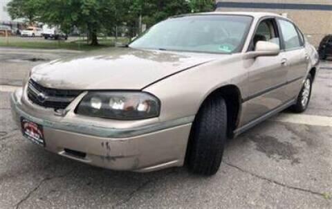 2001 Chevrolet Impala for sale at Millennium Auto Group in Lodi NJ