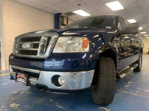 2007 Ford F-150 for sale at Millennium Auto Group in Lodi NJ