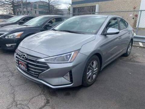 2020 Hyundai Elantra for sale at Millennium Auto Group in Lodi NJ