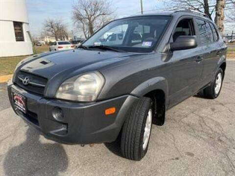 2008 Hyundai Tucson for sale at Millennium Auto Group in Lodi NJ