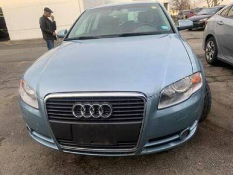 2006 Audi A4 for sale at Millennium Auto Group in Lodi NJ