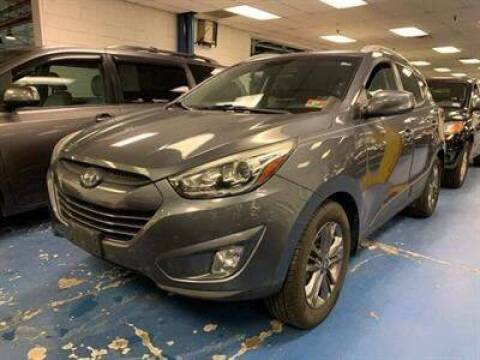 2014 Hyundai Tucson for sale at Millennium Auto Group in Lodi NJ