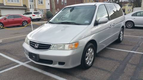 2004 Honda Odyssey EX for sale at Peoples Auto Solutions in Lodi NJ