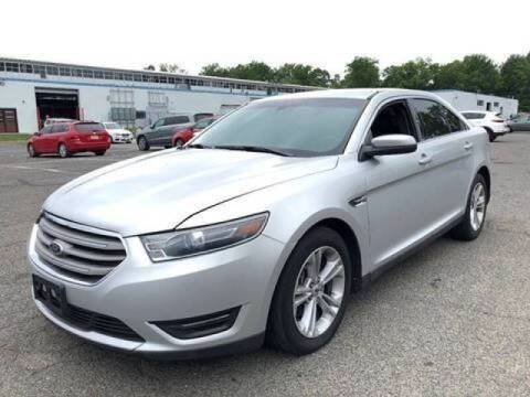 2016 Ford Taurus for sale at Millennium Auto Group in Lodi NJ