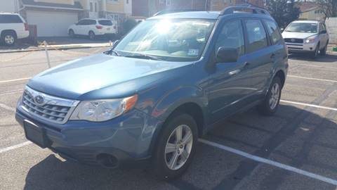2012 Subaru Forester 2.5X for sale at Peoples Auto Solutions in Lodi NJ