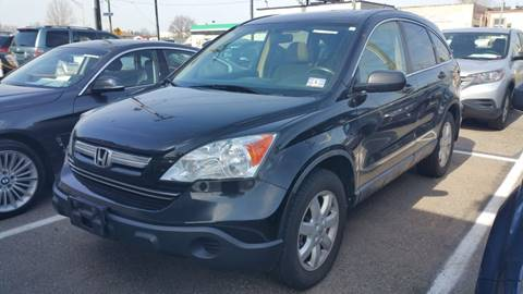 2008 Honda CR-V EX for sale at Peoples Auto Solutions in Lodi NJ
