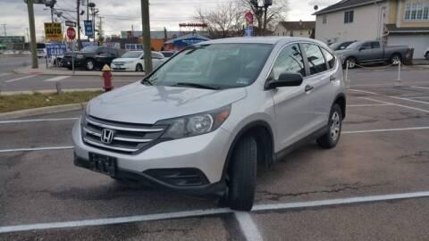 2014 Honda CR-V for sale at Millennium Auto Group in Lodi NJ