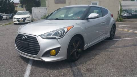 2013 Hyundai Veloster for sale at Millennium Auto Group in Lodi NJ