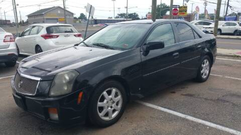 2006 Cadillac CTS for sale at Millennium Auto Group in Lodi NJ