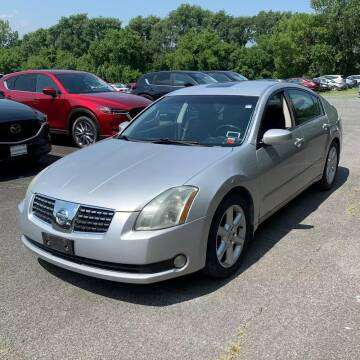 2006 Nissan Maxima for sale at Millennium Auto Group in Lodi NJ