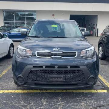 2015 Kia Soul for sale at Millennium Auto Group in Lodi NJ