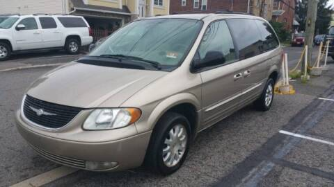 2003 Chrysler Town and Country for sale at Millennium Auto Group in Lodi NJ