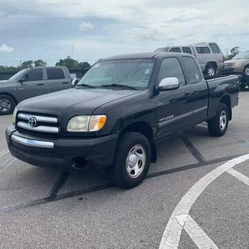 2003 Toyota Tundra for sale at Millennium Auto Group in Lodi NJ